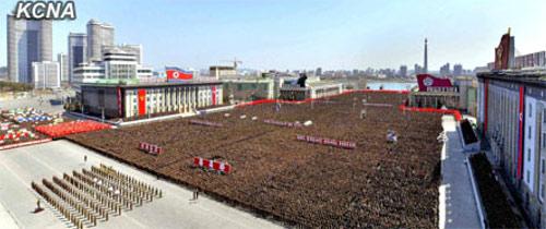 Triều Tiên tuyên bố chiến tranh với HQ - 2