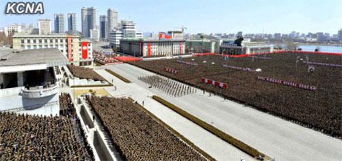 Triều Tiên tuyên bố chiến tranh với HQ - 3