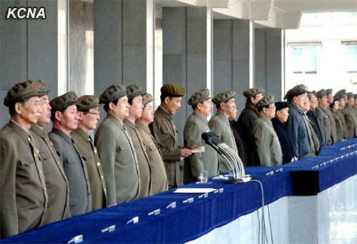 Triều Tiên tuyên bố chiến tranh với HQ - 4