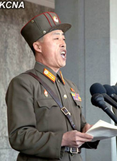 Triều Tiên tuyên bố chiến tranh với HQ - 5