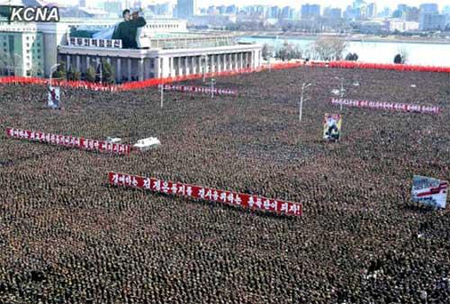 Triều Tiên tuyên bố chiến tranh với HQ - 6