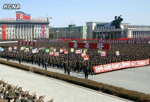 Triều Tiên tuyên bố chiến tranh với HQ - 10
