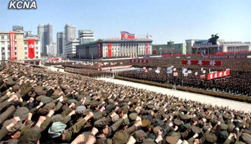 Triều Tiên tuyên bố chiến tranh với HQ - 11