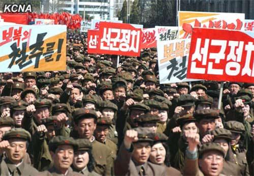 Triều Tiên tuyên bố chiến tranh với HQ - 14