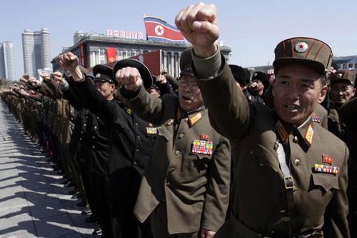 Vì sao Triều Tiên đòi đánh Mỹ? - 4