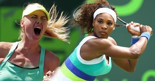 Sharapova đã đủ sức hạ Serena? (CK Miami Masters) - 1