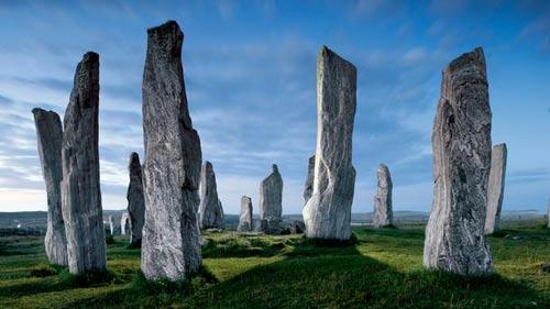Lạc vào xứ sở đá cổ tuyệt đẹp ở Scotland - 3