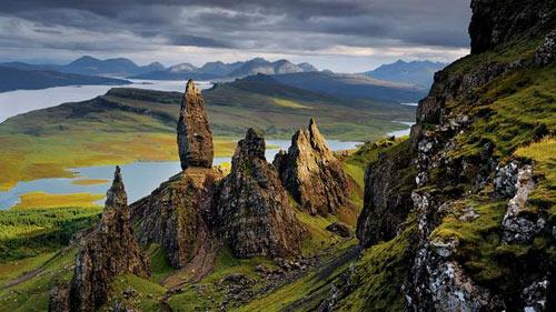 Lạc vào xứ sở đá cổ tuyệt đẹp ở Scotland - 5