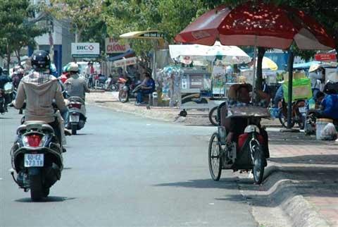 Mưu sinh giữa nắng nóng Sài Gòn - 6