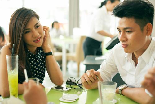 """Kim Dung bí mật """"hẹn hò"""" hai trai đẹp - 6"""