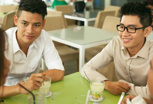"""Kim Dung bí mật """"hẹn hò"""" hai trai đẹp - 12"""