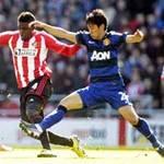 """Bóng đá - Sunderland - MU: Quỷ lại """"đỏ"""""""