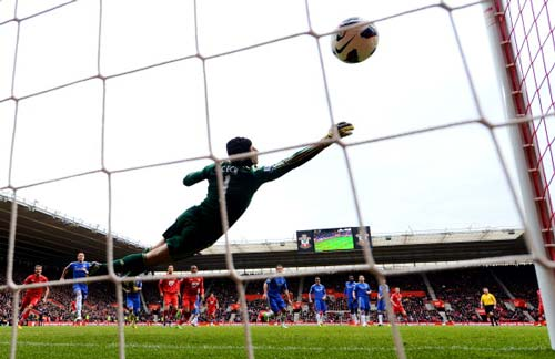 Southampton - Chelsea: Công cùn thủ kém - 1