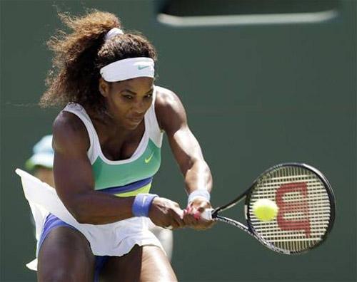Serena - Sharapova: Xứng danh số 1 (CK Miami Masters) - 1