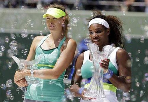HOT: Serena trở thành huyền thoại tại Miami - 1