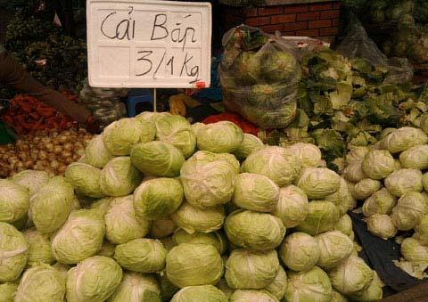 Tạ rau không mua nổi cân thịt - 2