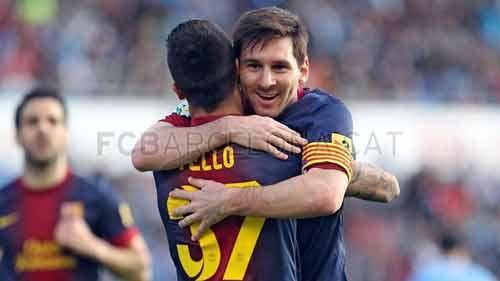 Messi không quan tâm đến kỉ lục - 1