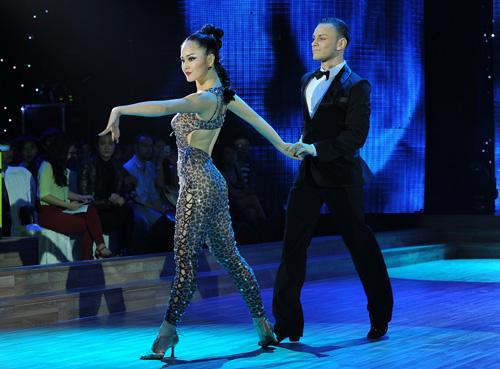 Mỹ nhân Bước nhảy hoàn vũ sexy khó cưỡng - 17