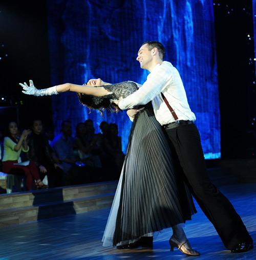 Mỹ nhân Bước nhảy hoàn vũ sexy khó cưỡng - 9