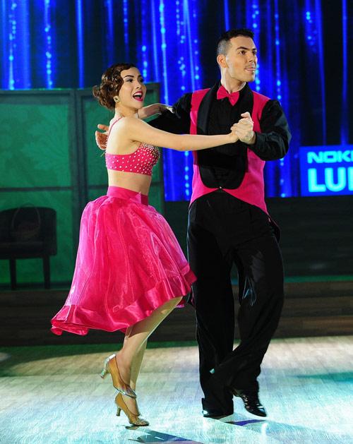 Mỹ nhân Bước nhảy hoàn vũ sexy khó cưỡng - 1