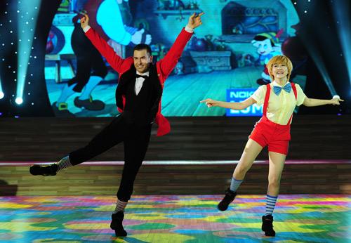 Mỹ nhân Bước nhảy hoàn vũ sexy khó cưỡng - 10