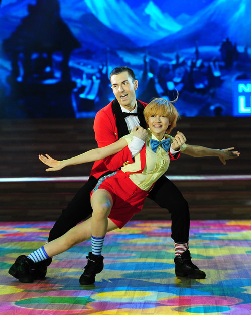 Mỹ nhân Bước nhảy hoàn vũ sexy khó cưỡng - 12