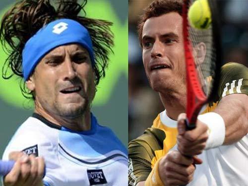 Murray e ngại tinh thần của Ferrer - 1