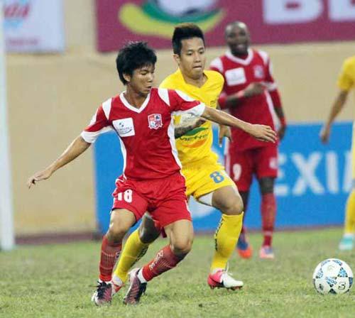 Hà Nội T&T - Đồng Nai: Mưa bàn thắng - 1