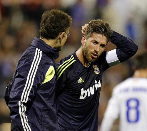 Real: Dốc sức cho Champions League - 2