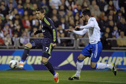 Real: Dốc sức cho Champions League - 1