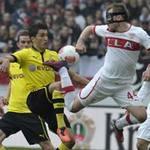 Bóng đá - Stuttgart - Dortmund: Lewandowski tỏa sáng