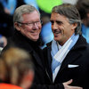 Ferguson khuyên Man City giữ Mancini