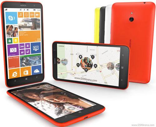Nokia Lumia 1320 công bố giá bán - 1