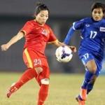 Bóng đá - Dồn sức cho bóng đá nữ