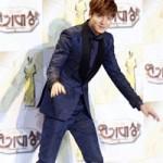 """Phim - Lee Min Ho tạo dáng lạ bên dàn sao """"khủng"""""""