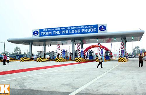 Thông xe cao tốc TP.HCM-Long Thành-Dầu Giây - 5