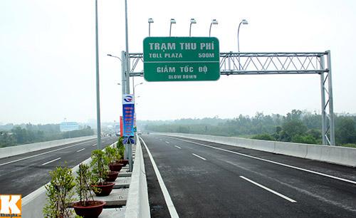 Thông xe cao tốc TP.HCM-Long Thành-Dầu Giây - 7