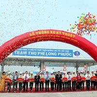 Thông xe cao tốc TP.HCM-Long Thành-Dầu Giây