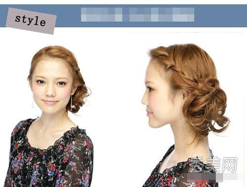Gợi ý tóc xinh cho phái đẹp đón tết 2014 - 5