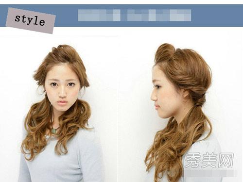 Gợi ý tóc xinh cho phái đẹp đón tết 2014 - 6