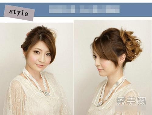 Gợi ý tóc xinh cho phái đẹp đón tết 2014 - 7