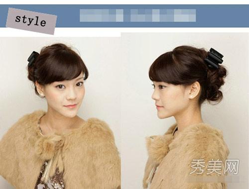 Gợi ý tóc xinh cho phái đẹp đón tết 2014 - 8