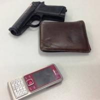 Thuê giang hồ vác súng giả cướp tài sản chồng