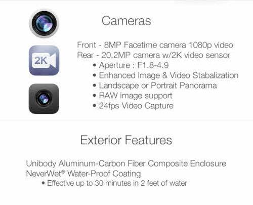Lộ cấu hình iPhone 6 phiên bản đẹp như mơ - 13