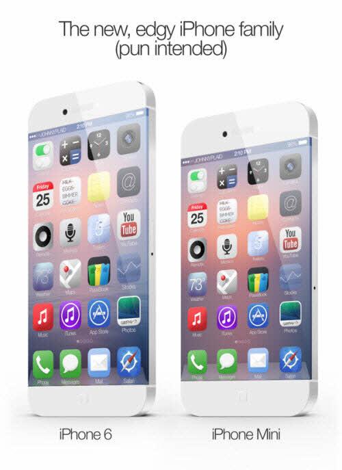 Lộ cấu hình iPhone 6 phiên bản đẹp như mơ - 14