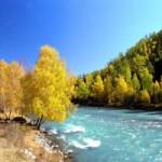 Du lịch - Vẻ đẹp thanh bình ven hồ Kanas, Trung Quốc