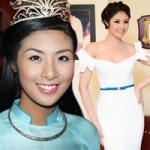 Thời trang - Cú nhảy về nhan sắc của 3 hoa hậu Việt