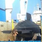 """Tin tức trong ngày - Cận cảnh tàu ngầm Kilo HN """"khoe mình"""" trên vịnh Cam Ranh"""