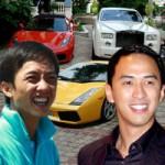 Ngôi sao điện ảnh - Đọ siêu xe của chồng Hà Hồ, Hà Tăng