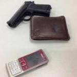 An ninh Xã hội - Thuê giang hồ vác súng giả cướp tài sản chồng